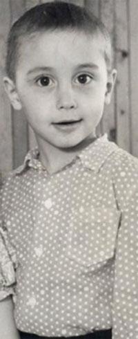 детские фото дима билан